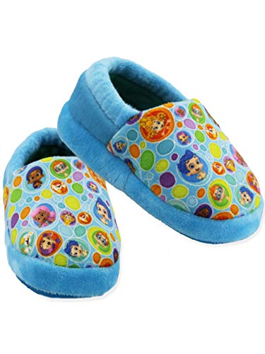 Bubble Guppies Plush Slippers