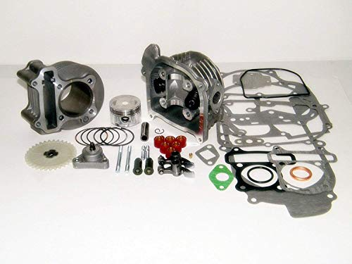 Amazing Deal scooter 00cc Big Bore Performance Kit GY6 50cc 139QMB Chinese Parts 50mm Bore