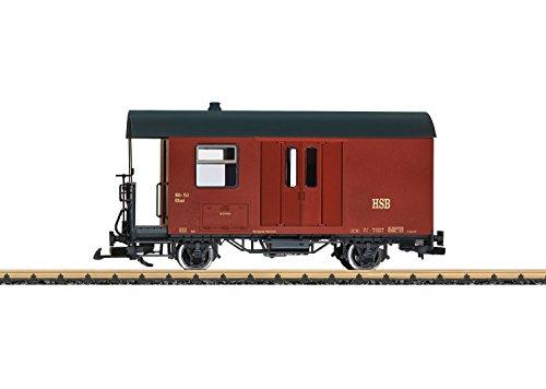 LGB 43521 - HSB Gepäckwagen Ep. VI