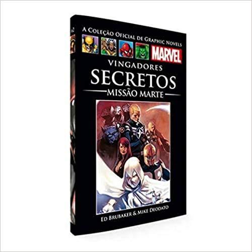 Graphic Novels Marvel Ed. 62 Vingadores Secretos - Missão Marte