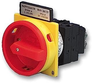 Isolator, Flush, 3 Pole, 690 V, 25 A, CSA, EN, IEC, UL, IP65