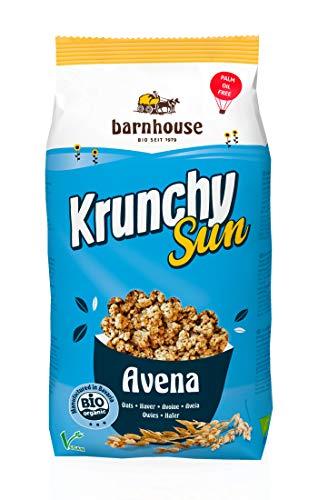 Barnhouse Muesli Krunchy Sun Haver Barnhouse 750 g 400 g