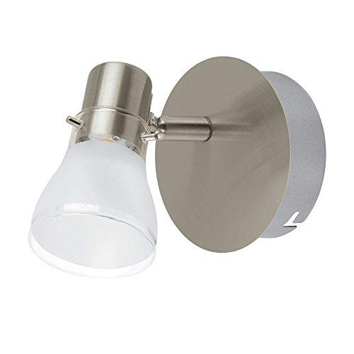5 Watt LED Wand Spot schwenkbarer Strahler Leuchte Flur Lampe Beleuchtung Eglo 78091