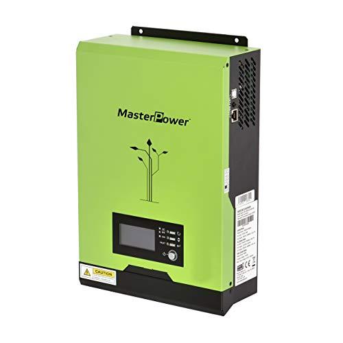 Inversor cargador Hibrido UM 1000W 12V MPPT