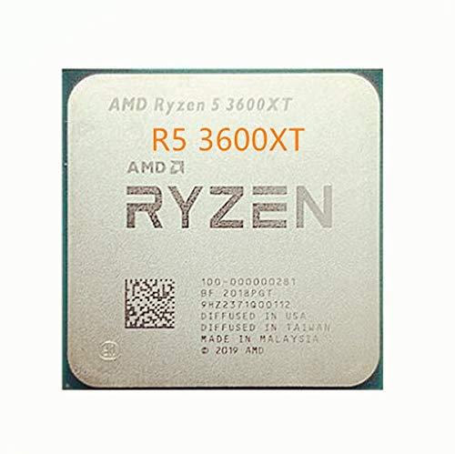 Ryzen 5 3600XT R5 3600XT 3.8 GHz Six-Core Twelve-Thread CPU Processor 7NM 95W L3=32M Socket AM4