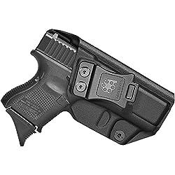 top rated Ideal for Amberide IWB KYDEX holsters: Glock 26 27 33 (Gen 1-5) | Inner belt | Adjustable tilt |… 2021