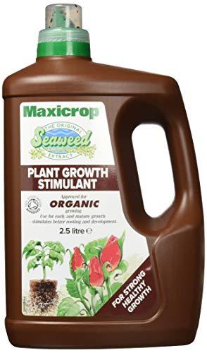 Maxicrop POPGS4TL Original Seaweed Extract, Organic Plant Growth Stimulant,...