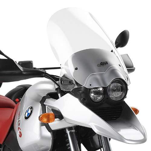 PARABREZZA CUPOLINO D233S COMPATIBILE CON BMW R 1150 GS 2000 2003 GIVI
