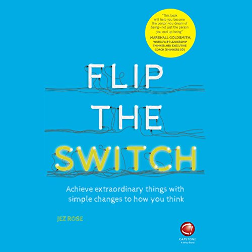 Flip the Switch audiobook cover art