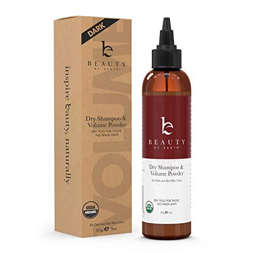 7. Beauty by Earth Organic Dry Shampoo