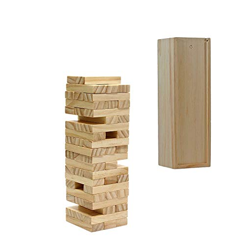 Wood Block Party Game