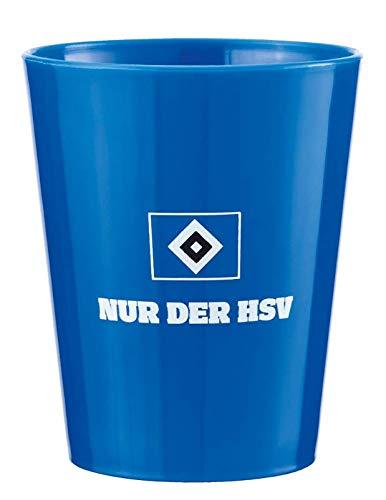"Hamburger SV Zahnputzbecher Becher ""Raute HSV"