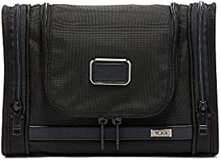 TUMI - Alpha 2 & Alpha 3 Hanging Travel Kit - Luggage Accessories Toiletry Bag for Men and Women