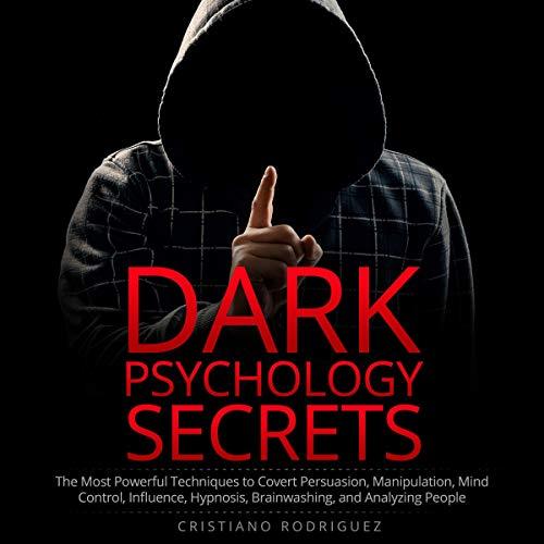 Dark Psychology Secrets  By  cover art