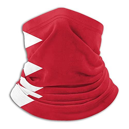 Adulto Viso Collo Bahrain Bandiera Maschera Passamontagna Antivento Traspirante Arrampicata Escursionismo Pesca