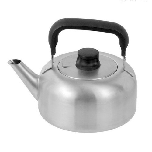 MUJI Small Stainless Steel Kettle 1.1Liter