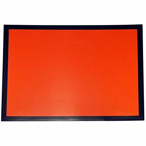 Magnetische Orange Hazchem Plate Hazmat Placard voor gevaarlijke goederen Voertuigen ADR