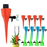 OZMI Plant Self Watering Spikes Devices, 12 Pack...