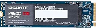 Gigabyte NVMe 1.3/M.2/PCIe 3.0x4/ 1TB SSD (GP-GSM2NE3100TNTD)