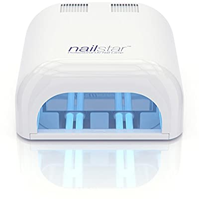 Best UV lamp Nail Dryer -  NailStar Professional 36 Watt UV Nail Dryer