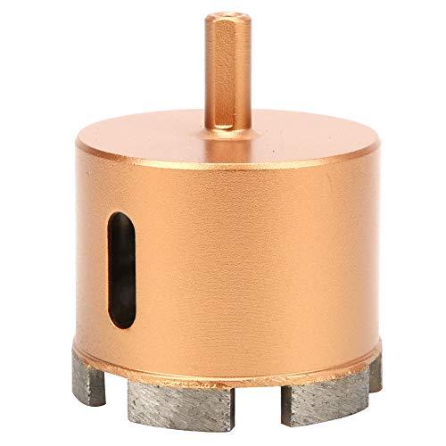 Broca, broca multifuncional Práctica para taladradoras para taladros manuales para ladrillo vitrificado para taladros de banco(65 mm)