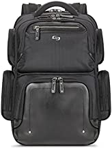 Solo New York Lexington 15.6 Inch Laptop Backpack, Black