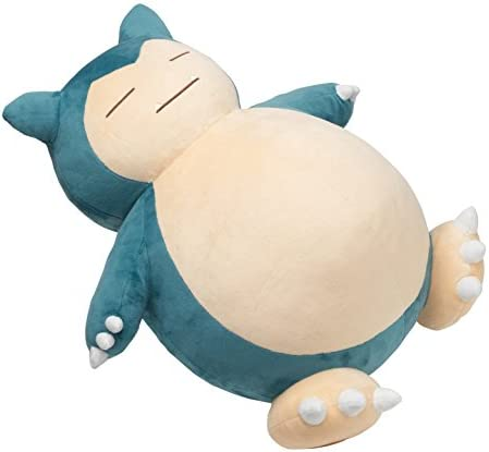 Snorlax pillow bed _image3