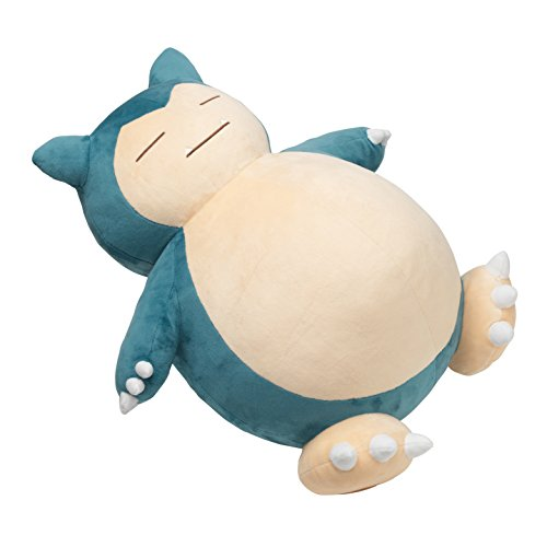 Pokemon Center 18' Giant Snorlax Stuffed Plush