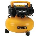 DEWALT DEWALT 6 Gal. 165 PSI Electric Pancake Air Compressor-DWFP55126 - The Home Depot