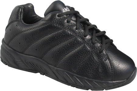 Answer2 447-1 Black Womens Walking Shoe Black