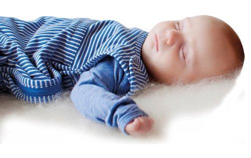 Merino Kids Baby Sleep Bag, Schlafsack für Babys 0-2 Jahren, Banbury