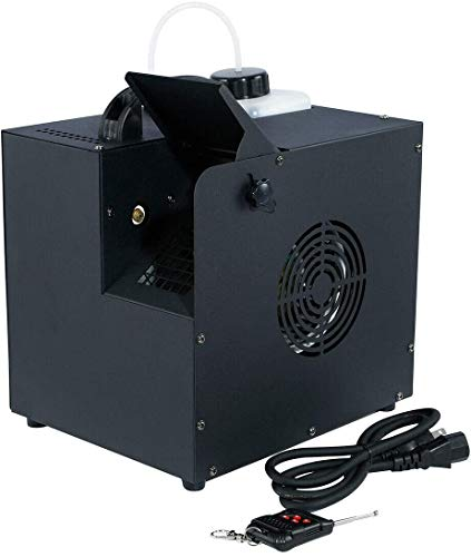 Tengchang 1500W Low Profile Hazer Club Stage Effect DMX512 Portable Haze Machine Theater