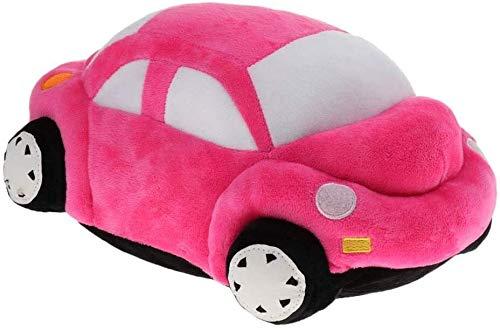 Baby Cute Car Model Knuffels Poppen Knuffels Kinderen Birthday Gifts - Blauw, zoals beschreven, Size Name: zoals beschreven, Kleur: Blauw (Color : Pink, Size : As described)