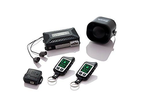 2-Wege FM zu FM LCD Auto Alarm Fernbedienung Engine Starter Zentralverriegelung Ultraschall