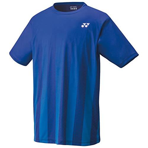 Yonex 16435 T-shirt de sport pour homme Bleu foncé Taille S