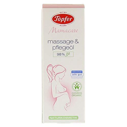 TÖPFER Mamacare Massage & Pflegeöl 100 ml Öl