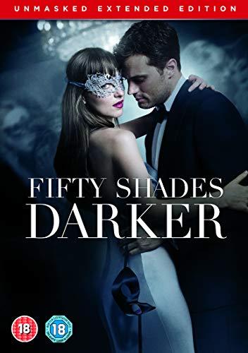 Fifty Shades Darker Unmasked Edition [DVD Digital Copy] [2017]