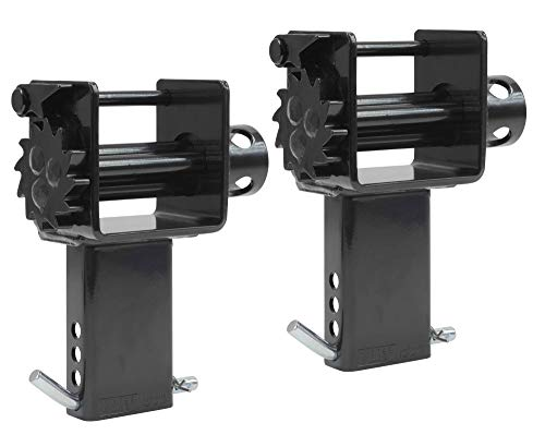 Find Cheap Mytee Products (2 Pack) Trailer Stake Pocket Winch Flatbed Utility Capacity# 16200 lbs