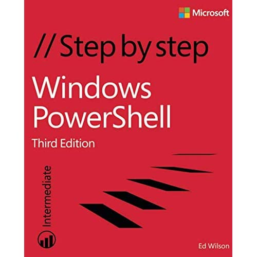 Windows PowerShell: Amazon com