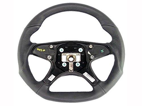Mercedes W204 DTM Sport Steering Wheel 4 Spokes BLACK LEATHER