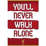 Liverpool FC You'll Never Walk Alone Maxi Poster 61 x 91,5
