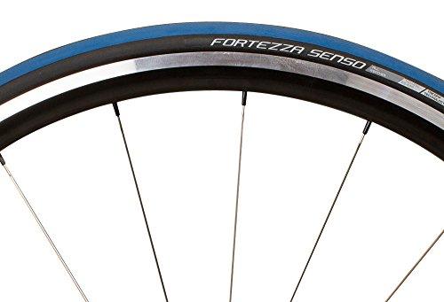 Vredestein Fortezza Senso neumático de Bicicleta Unisex, Ne