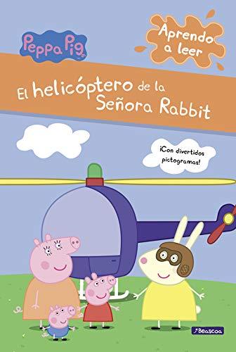 El helicóptero de la Señora Rabbit (Peppa Pig. Pictogramas