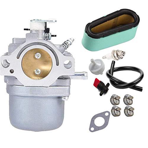 Ohomr Kit carburador, cortadora de césped, Filtro de Aire, la Bobina de Encendido Conjunto, Big Bore Accesorios Pistón para la Segadora