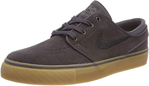 Nike Stefan Janoski (GS), Zapatillas de Skateboard para Niños, Gris (Thunder Grey/Black/Gum Light B 017), 40 EU