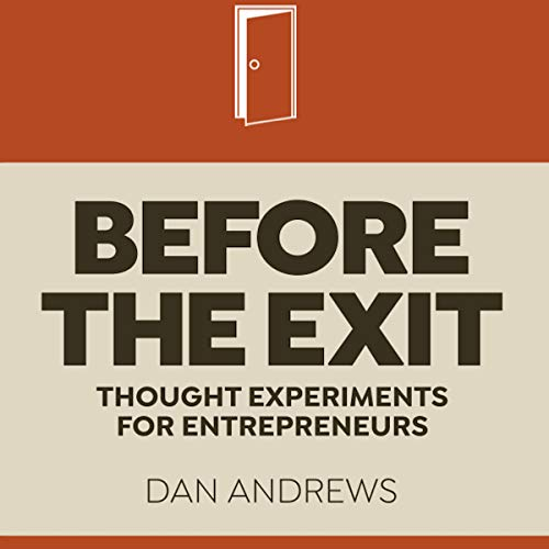 Before the Exit Audiobook By Dan Andrews cover art