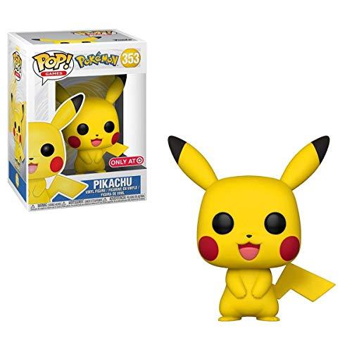 Funko Pop Games Pokémon Pikachu Exclusive 353 - roblox pikachu pjs raise yo hands in the air 3 by
