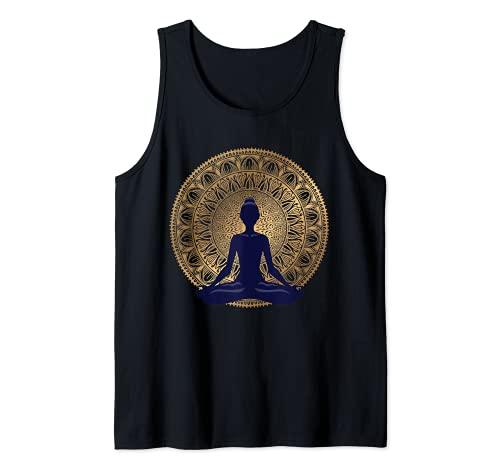 Yoga Kleidung / Meditation Kleidung/ Namaste Gr.:S - XXXL Tank Top