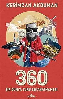 360 Bir Dünya Turu Seyahatnamesi