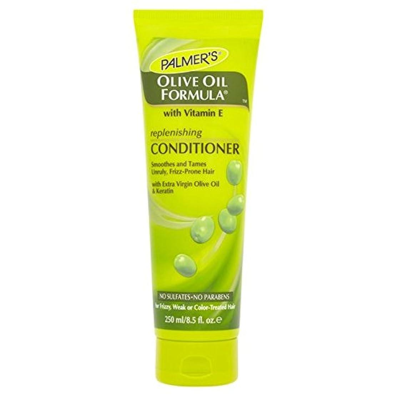 ヒゲ分類する満員パーマーのオリーブオイル式リストアコンディショナー250 x4 - Palmer's Olive Oil Formula Restoring Conditioner 250ml (Pack of 4) [並行輸入品]